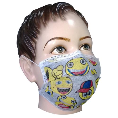 Thea Tex Healthcare India Pvt Ltd Cartoon Print Masks